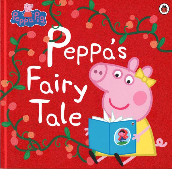 【麥克書店】PEPPA'S FAIRY TALE/ 英文繪本《系列繪本: Peppa Pig》