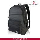 【代理商感恩回饋限量6折】Victorinox 瑞士維氏 後背包 簡約設計 功能皆備 黑色 TRGE-32388401得意時袋