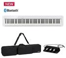 Casio PX-S1000WE Privia 數位鋼琴主機 88鍵 白色 贈耳機 琴袋 可攜式3踏板 含運