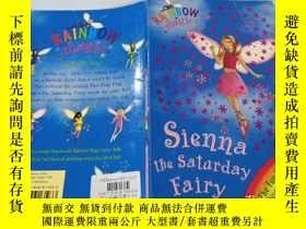 二手書博民逛書店Sienna罕見the Saturday Fairy:西耶娜星期六童話.Y200392