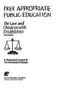 二手書 《Free Appropriate Public Education: The Law and Children with Disabilities》 R2Y ISBN:0891082115