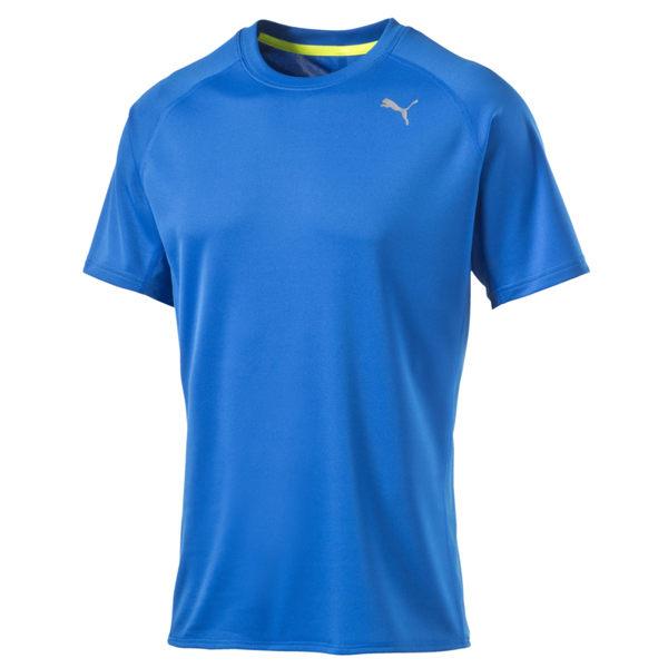 Puma 訓練系列 男 藍色 短袖 訓練上衣 短T 運動 透氣 排汗 吸濕 快乾 上衣 51382314