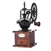 手搖磨豆機 咖啡豆研磨機家用磨粉機