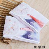 復古典創意賀卡手繪盒裝卡片名信片
