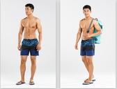 男士泳褲沙灘褲男速干寬鬆休閒運動短褲男三分海邊度假SBT