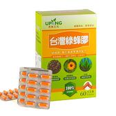 湧鵬生技 台灣綠蜂膠60粒