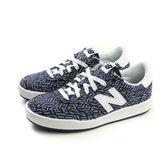 NEW BALANCE 復古鞋 舒適 深藍色 緹花 編織花紋 女鞋 WRT300NA no230