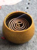 禪意缽式盤香爐沉香爐香爐香篆爐