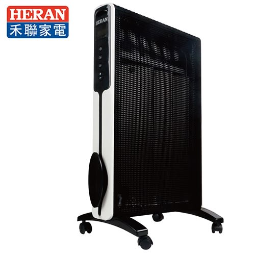 禾聯 防潑水電膜電暖器HMH-12R05【愛買】
