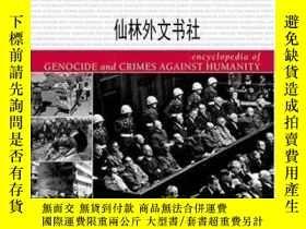 二手書博民逛書店【罕見】Encyclopedia Of Genocide And