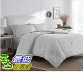 [COSCO代購] W123457 Martex 400織有機棉雙人床包被套6件式