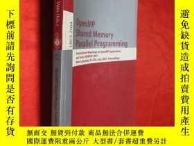 二手書博民逛書店OpenMP罕見Shared Memory Parallel P