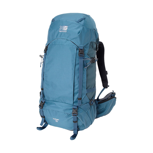 [Karrimor] JP ridge 40 Medium 登山背包 海洋灰 (T536B005R40MB)