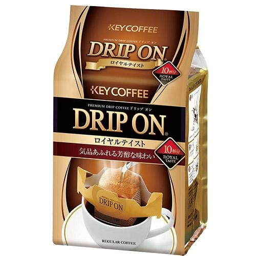 KEY DRIP ON皇家味蕾8g x10【愛買】