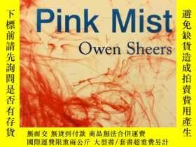 二手書博民逛書店Pink罕見MistY117832 Owen Sheers Fa