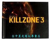 【特典商品 可刷卡】☆ 殺戮地帶3 Killzone 特典美術畫冊設定集 ☆全新品【台中星光電玩】