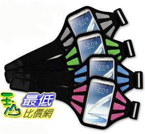 [玉山最低比價網] 網狀透氣運動手機收納臂套 (5.5吋內手機通用) 跑步 登山 自行車(_HB14)