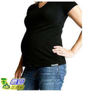 [美國直購] Protective Belly Tee in Cream By Belly Armor防電磁波T恤 黑色款
