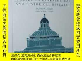 二手書博民逛書店英文原版書罕見Library of Congress: A Gu