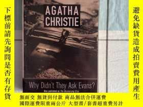 二手書博民逛書店Why罕見didn't they ask EvansY310255 Agatha Christie St. M
