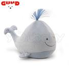 美國GUND 音樂聲光小鯨魚/安撫玩偶