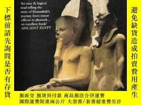二手書博民逛書店哈倫海布:被遺忘的法老罕見Horemheb : The Forgotten Pharaoh by Charlott