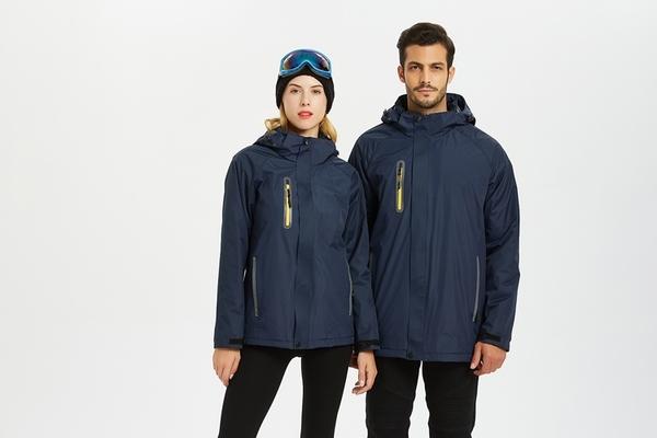 【晶輝團服制服】MF017*反光條單件式防風防潑水衝鋒外套(似GORE-TEX)可單買/ 代印公司LOGO