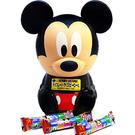 盛香珍 Mickey巧克力脆捲筒【合迷雅好物超級商城】