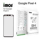 【免運】iMOS 2.5D康寧神極點膠3D滿版 Google Pixel 4 (5.7吋) 玻璃螢幕保護貼 美觀防塵 美國康寧授權