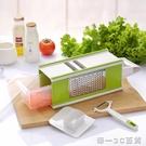 廚房用品家用手動多功能切菜器刨絲器 擦土...