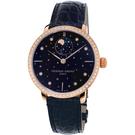 康斯登 CONSTANT 自製機芯超薄月相星腕錶  FC-701NSD3SD4