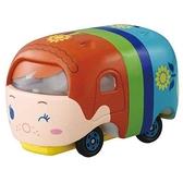 【五折】TSUMTSUM 限量日空版 TOMICA 疊疊車 多美 冰雪奇緣 安娜 Anna 該該貝比日本精品