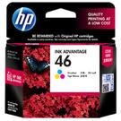 【奇奇文具】惠普HP CZ638AA NO.46 彩色 原廠墨水匣