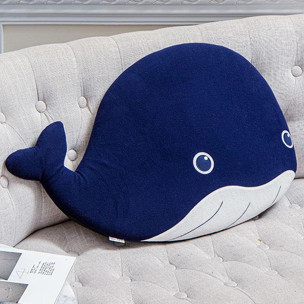 鯨魚腳踏墊/居家裝飾