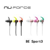NuForce BE Sport 3 藍牙無線防水運動入耳式耳機