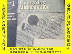二手書博民逛書店Grade罕見1: Interactive Teacher s