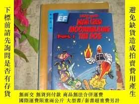 二手書博民逛書店英文原版《doctor罕見lunar moon crew moo
