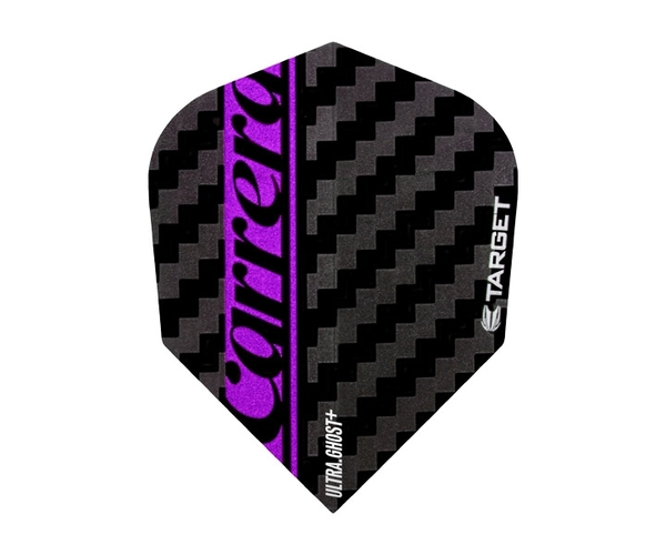 【TARGET】VISION ULTRA GHOST SHAPE CARRERA Purple 332420 鏢翼 DARTS