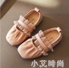 女童公主鞋春款鞋2021新款兒童皮鞋軟底寶寶鞋小女孩鞋子春秋單鞋 小艾新品