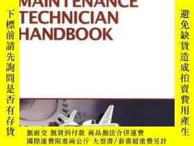 二手書博民逛書店Aviation罕見Maintenance Technician HandbookGeneral: FAA-H-8