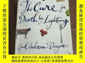 二手書博民逛書店The罕見Cure for Death by Lightning