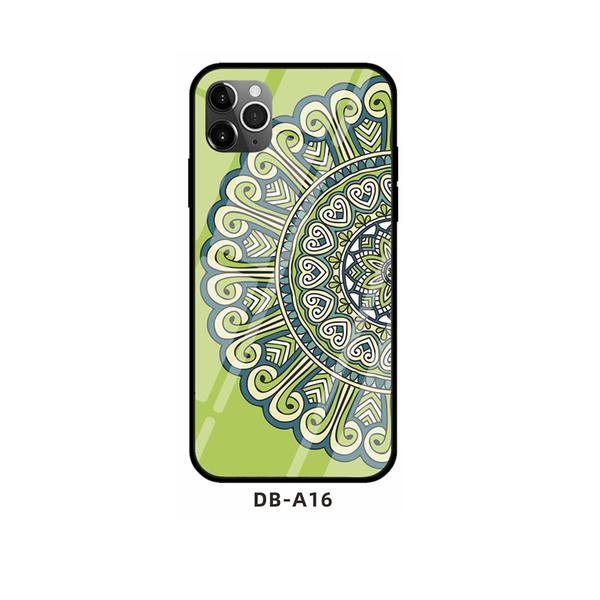三星S20玻璃殼保護殼SamSung Note10 Lite民族風潮流太陽花手機套 Galaxy S20+保護套 三星S20 Ultra手機殼
