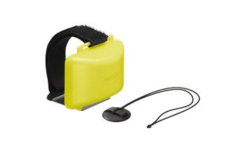 Sony 夾式浮標 AKA-FL2 此配件能使在水中的機器保持漂浮的狀態  固連接防水盒至衝浪板上