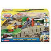 湯瑪士小火車 湯瑪士帶著走-培西廢料場遊戲組