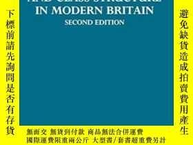 二手書博民逛書店Social罕見Mobility And Class Structure In Modern Britain-近代