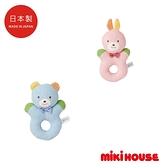 MIKI HOUSE BABY 日本製 嬰兒手搖鈴