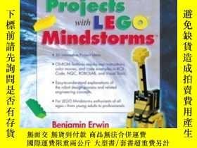 二手書博民逛書店Creative罕見Projects With Lego Mindstorms?-樂高Mindstorms創意項目