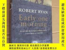 二手書博民逛書店Early罕見One MorningY85718 Robert