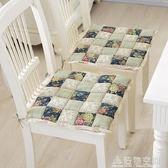 冬季坐墊加厚椅墊可愛辦公室墊子汽車座墊餐椅墊椅子坐墊 造物空間