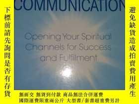 二手書博民逛書店SOUL罕見COMMUNICATION:Opening Your